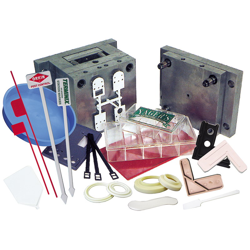 Miscellaneous Plastic Industrial Products Molds