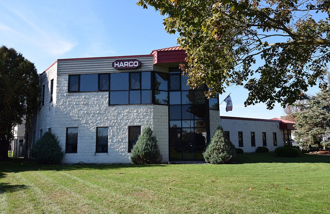 Harco Plastics building, Peterborough, Ontario, Canada