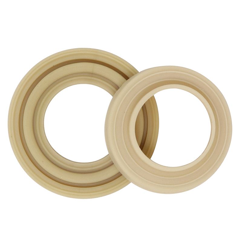 2 Brown Plastic Industrial Gaskets
