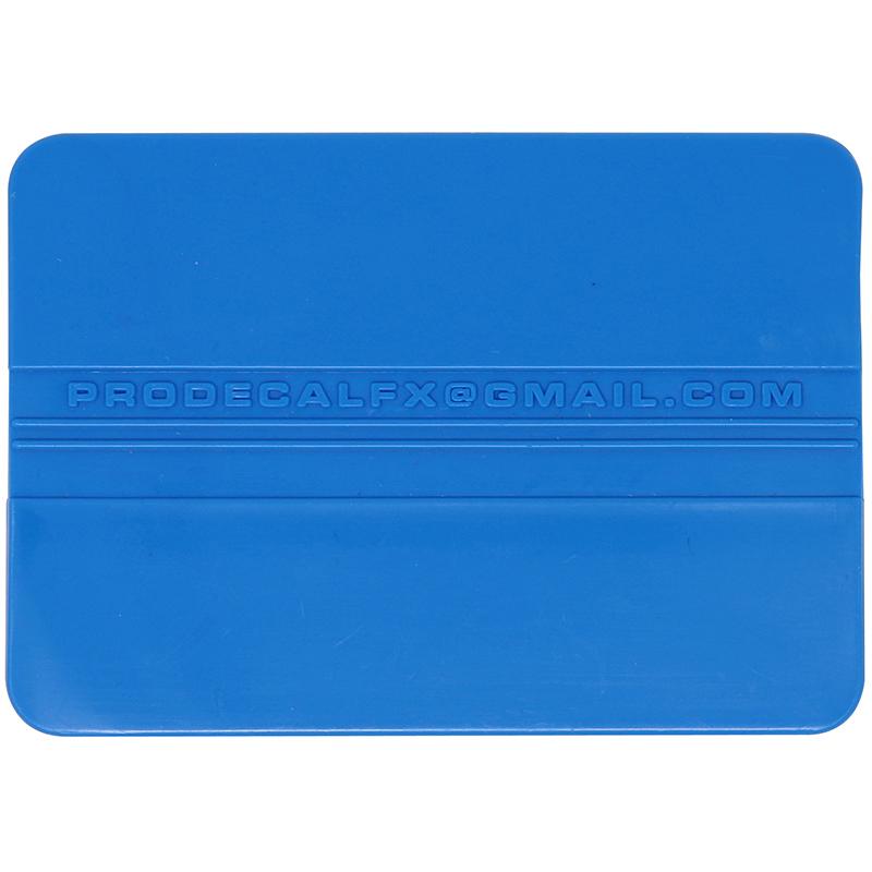 Blue Plastic Industrial Squeeggee