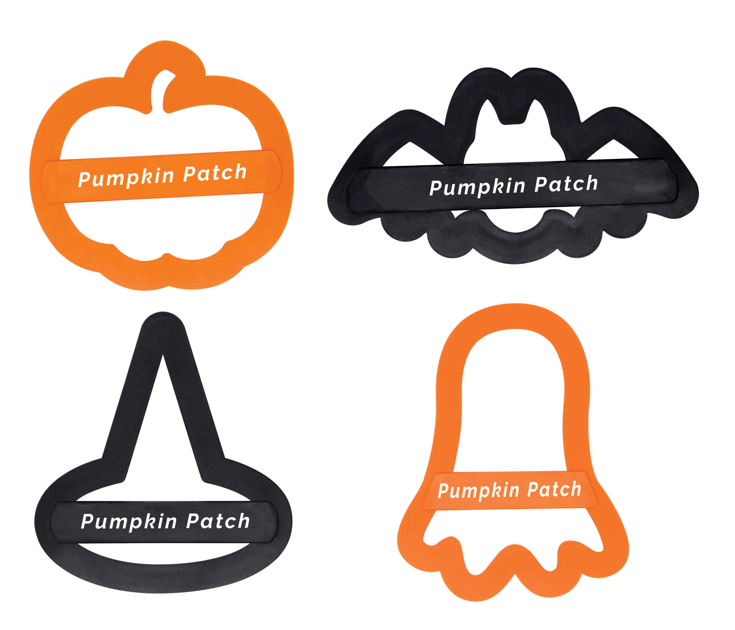 Halloween Cookie Cutter Set with imprint